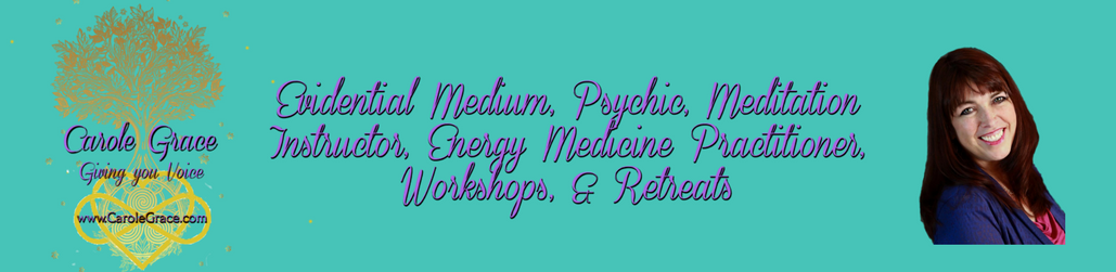 Giving you Voice through Psychic connections & Mediumship
